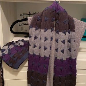 Nordstrom - Echo hat and scarf set - looks new!